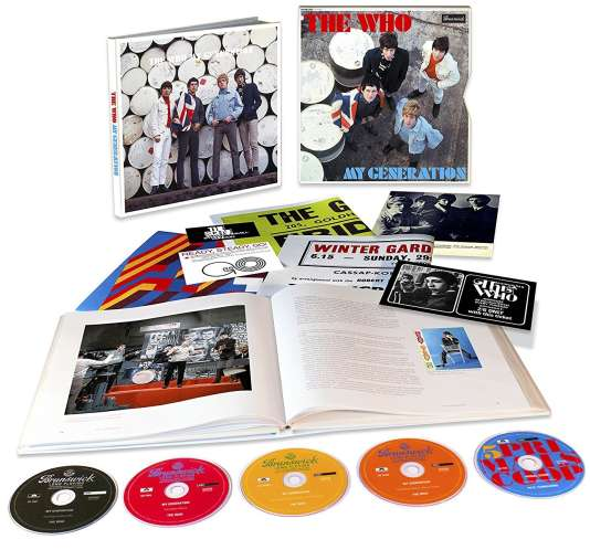 The Who : « My Generation – Super Deluxe Edition »