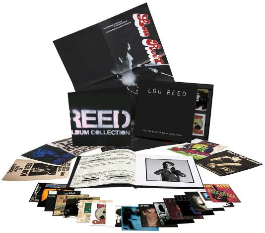 Lou Reed : « The RCA & Arista Album Collection ».