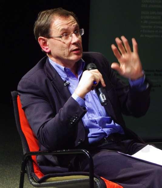 Pour Dominique Boullier,il est indispensable de développer l'intelligence de l'exploration