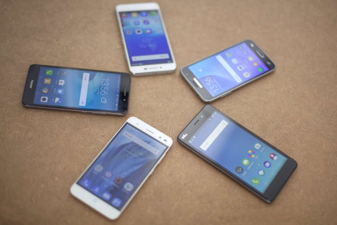 Avec l'âge, les smartphones finissent par ralentir.