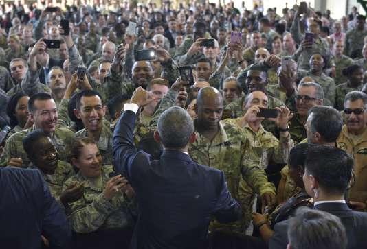 Barack Obama, le 6 décembre à Tampa.