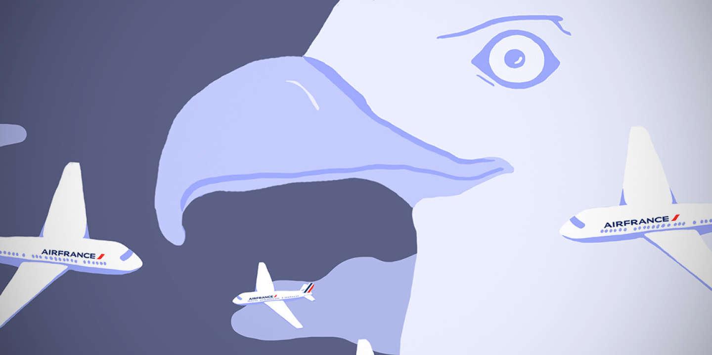 NSA/GCHQ/Air France