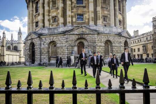À l'université d'Oxford, 12% du budget dela recherche proviennent pour le moment de Bruxelles.