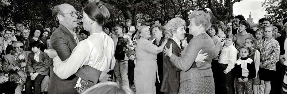 Célébrationsdu 1er Maià Moscou,en 1989.