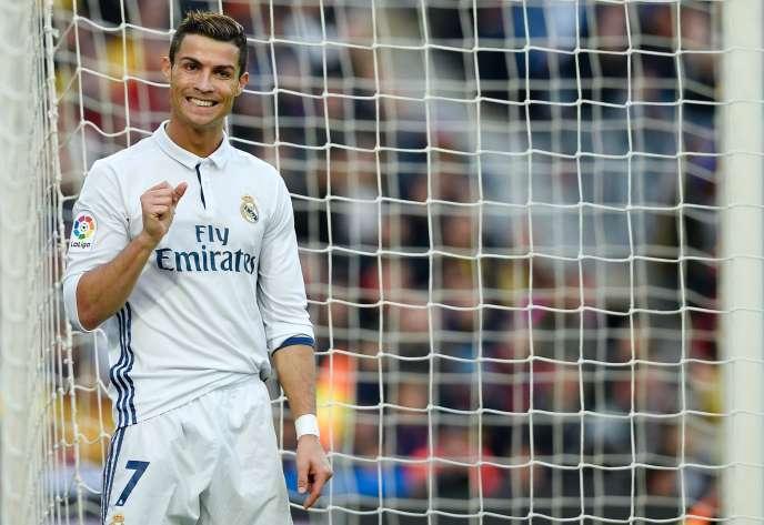 Cristiano Ronaldo, le 3 décembre 2016.