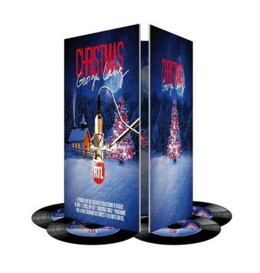 «Christmas Georges Lang», compilation de divers artistes.