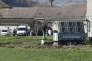 L'Agence de sécurité sanitaire intervient dans une ferme du Tarn, le 2 décembre.