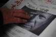 Un journal chinois après la victoire de Donald Trump à la présidentielle américaine, à Pékin, le 10 novembre.