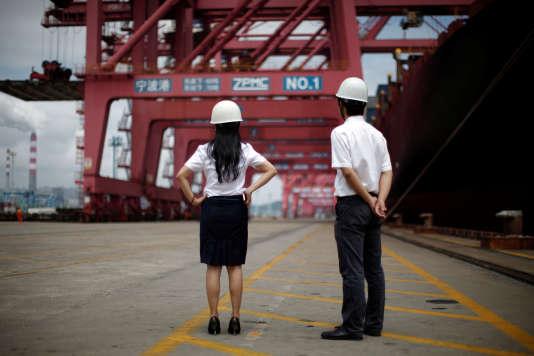 Le commerce extérieur reste un pilier du PIB de la Chine et un moteur traditionnel de sa croissance.