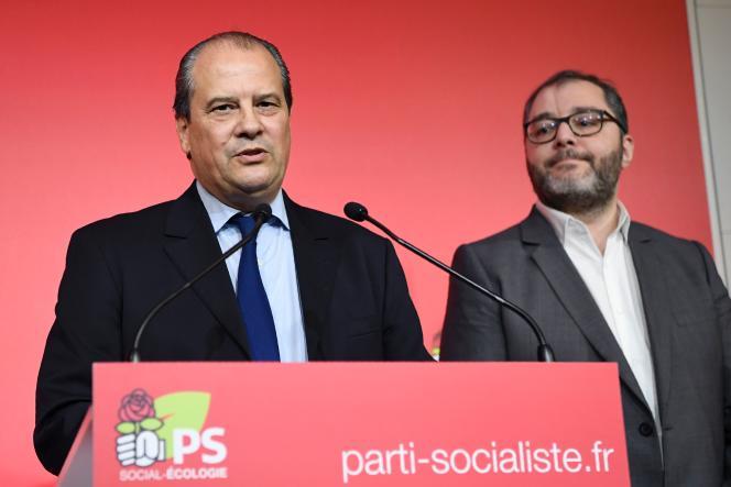 Jean-Christophe Cambadélis, à Paris, le 8 décembre.