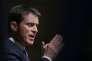 «L'écart entre les promesses de progression et le constat du déclin, la frustration qui en résulte, suscitent un rejet général du système politique démocratique» (Photo: Manuel Valls, le 7 décembre à Audincourt).