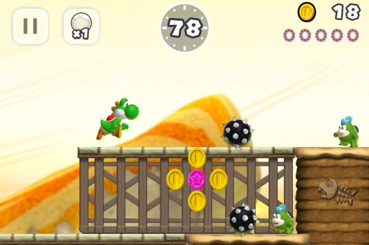 «Super Mario Run» n'entend pas pénaliser les joueurs débutants, mais plutôt récompenser les plus adroits.