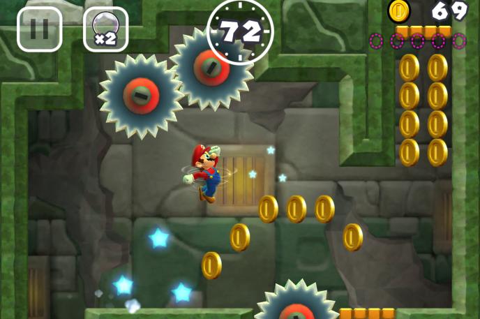 «Super Mario Run» est sorti le 15 décembre.