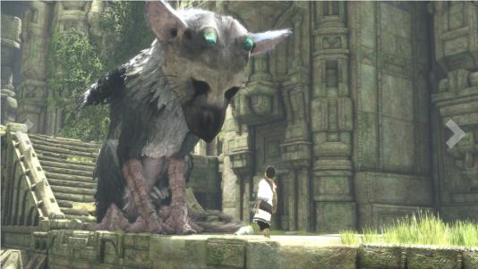 Dans «The Last Guardian», Trico ne parle pas, mais le joueur apprend à le comprendre peu à peu.