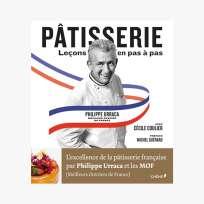 «Pâtisserie. Leçons en pas à pas», de Philippe Urraca, Chêne, 514 pages, 39,90 €.
