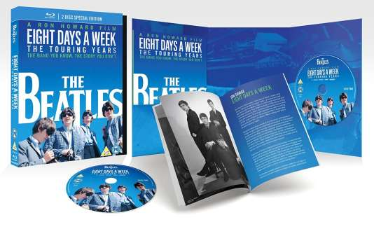 Coffret « Eight Days A Week - The Touring Years », de Ron Howard.