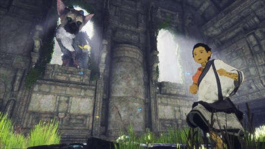 La citadelle de «The Last Guardian» est organisée comme un gigantesque donjon à la «Zelda».