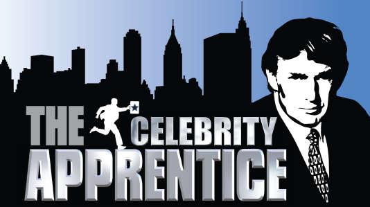 L'affiche de l'émission« The Apprentice» produite par Donald Trump depuis 2004.