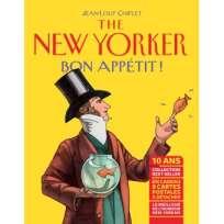 «The New Yorker. Bon appétit !», de Jean Loup Chiflet, Les Arènes, 192 pages, 27 €.