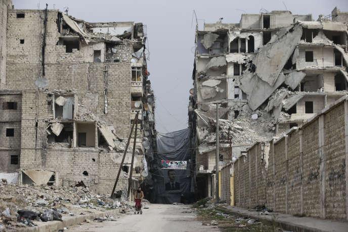 A Alep, le 5 décembre.