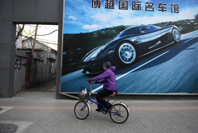 Pour Lamborghini,Ferrari,Bentley ou Rolls-Royce, la Chine était jusqu'à présent l'eldorado des «supercars».