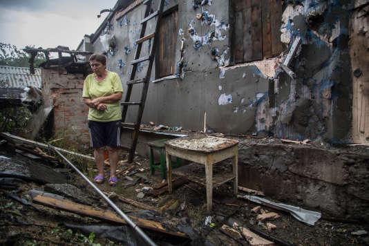 Les observateurs internationaux ont alerté, le 2 décembre, qu'environ 600000 personnes pourraient être laissées sans eau et sans chauffage en Ukraine orientale.