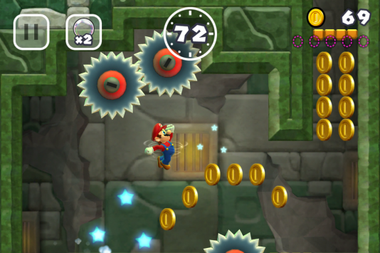 «Super Mario Run».