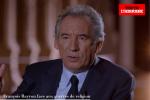 François Bayrou, invité de l'émission« Et si c'était vous ?»