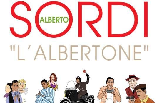 Coffret Alberto Sordi, «L'Albertone».