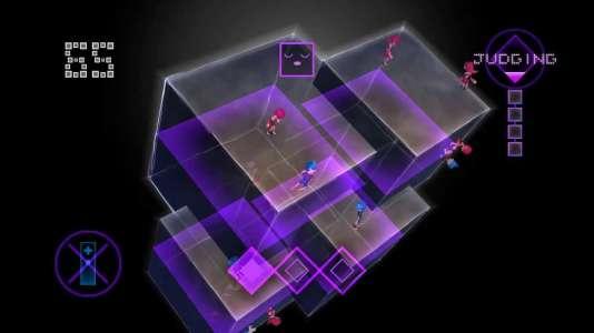 «You, Me, and the Cubes», le dernier jeu deKenji Eno.