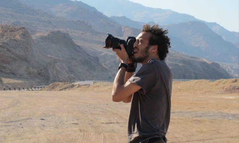 Le photojournaliste égyptien Mahmoud Abou-Zeid, alias «Shawkan».