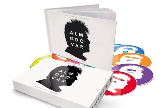 Le Cinéma d'Almodovar. 18 DVD. TF1 Vidéo et Pathé.
