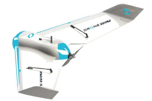 La nouvelle aile volante DV WING de Drone Volt
