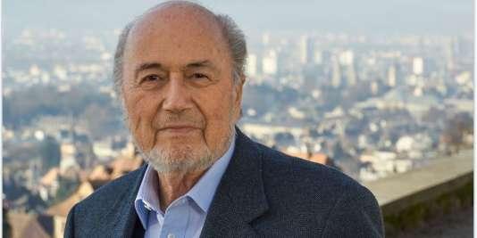 Joseph Blatter, le 9 décembre à Zurich.