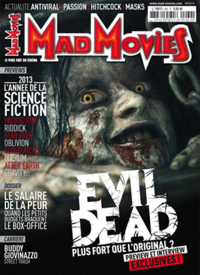 La revue «Mad Movies»a récemment fêté son 300e numéro.