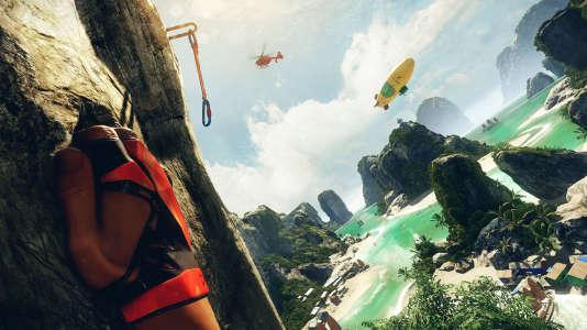 «The Climb», simulation d'escalade, est le dernier jeu à ce jour de Crytek. Plus dure sera la chute?
