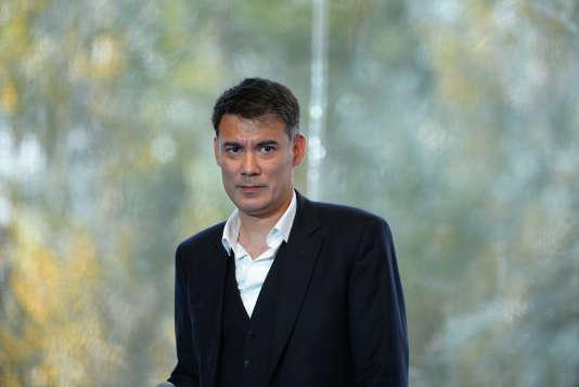 Le député de Seine-Maritime, Olivier Faure, brigue la présidence du groupe PS de l'Assemblée.