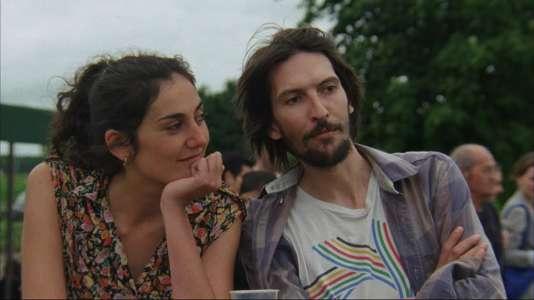 Nicolas Granger avec Emilie Brisavoine dans «Peine perdue » (2013), d'Arthur Harari.