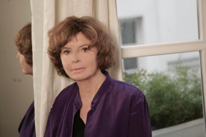 Michèle Sarde, 2007.