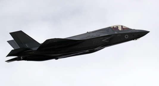 Un F-35, en juillet 2016.
