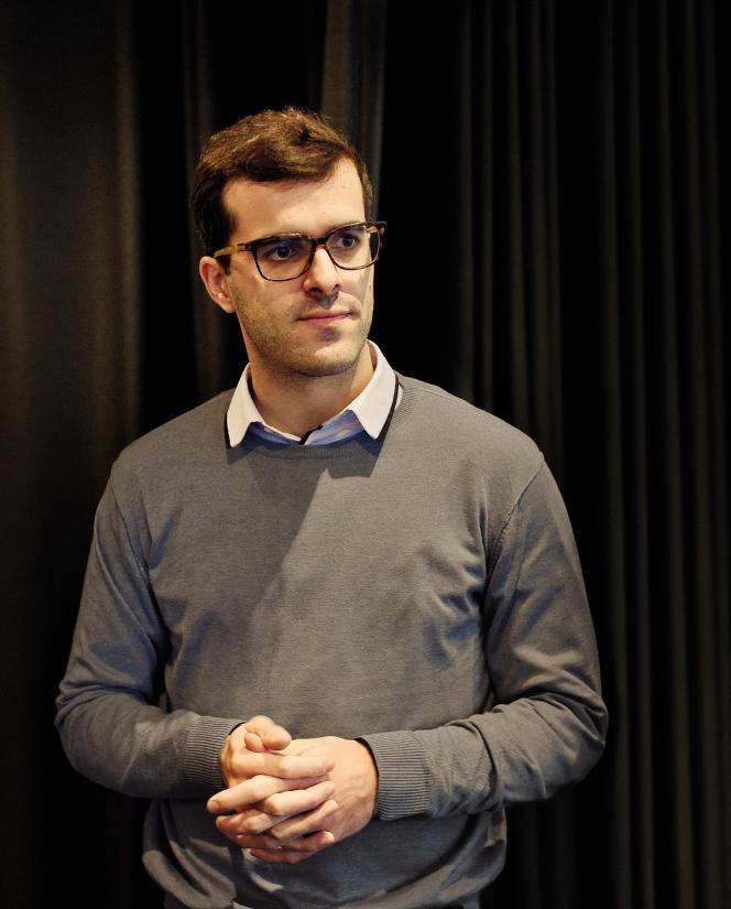 Etudiant à Sciences Po, Ismaël Emelien a été repéré par DSK alors qu'il n'avait que 19ans.