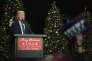 WEST ALLIS, WI - DECEMBER 13: President-Elect Donald Trump speaks to supporters at a Thank You Tour 2016 rally on December 13, 2016 in West Allis, Wisconsin. Trump and his running mate Mike Pence have been holding the rallies in several states recently to thank voters for electing them. Scott Olson/Getty Images/AFP