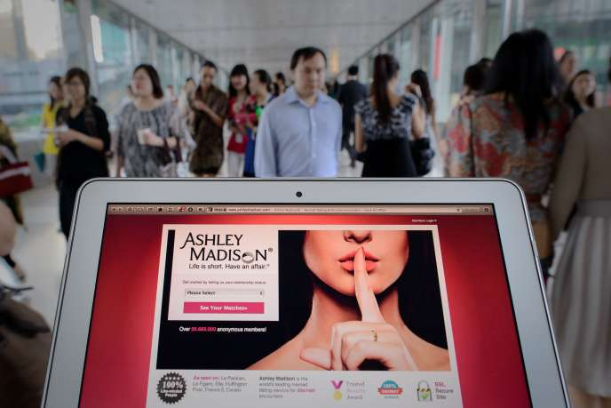 Le site de rencontres extraconjugales Ashley Madison a été victime d'un important piratage.