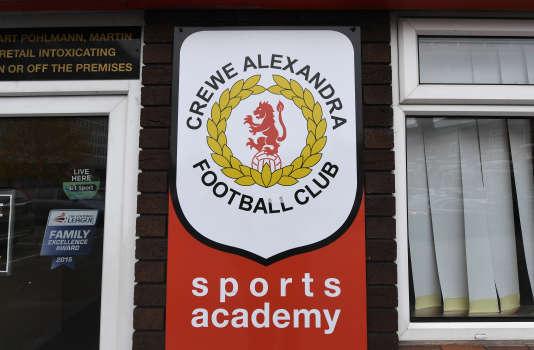 Le siège du club de Crewe Alexandra.