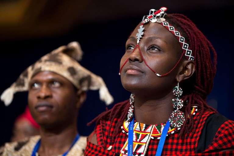 La Kényane Josephine Kulea a été reçue à la Maison Blanche, à Washington par le président américain Barack Obama, en juillet 2014 et félicitée pour son combat contre l'excision et les mariages forcés de fillettes.