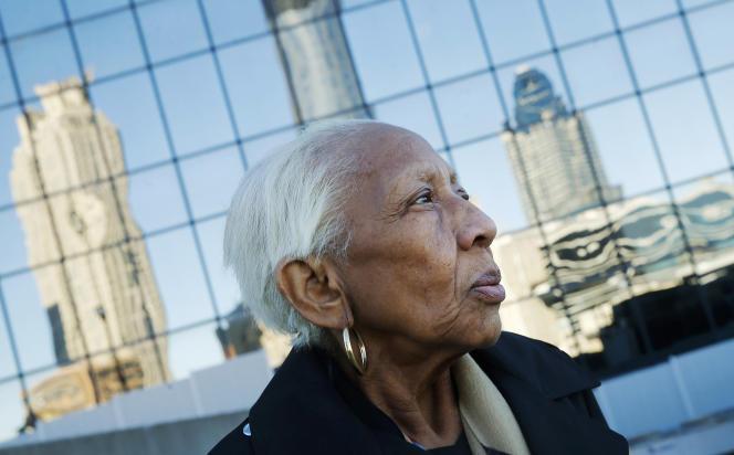 Doris Payne, 86ans, a construit son propre mythe: elle est devenue «Diamond» Doris Payne.