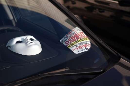 Une partie des chauffeurs de VTC a lancé un mouvement de contestation le 15décembre.