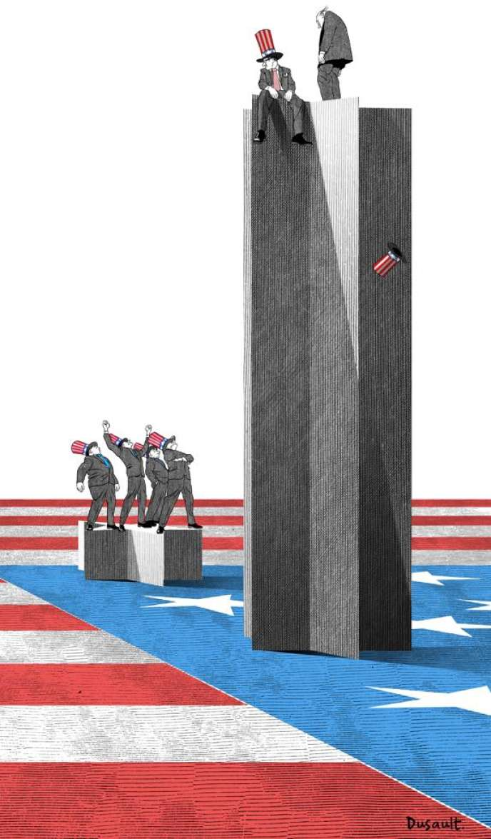 « En2000, alors que Bill Clinton s'apprêtait à terminer son deuxième mandat présidentiel, la First Lady de l'époque plaidait pour le suffrage universel direct et «la volonté du peuple».