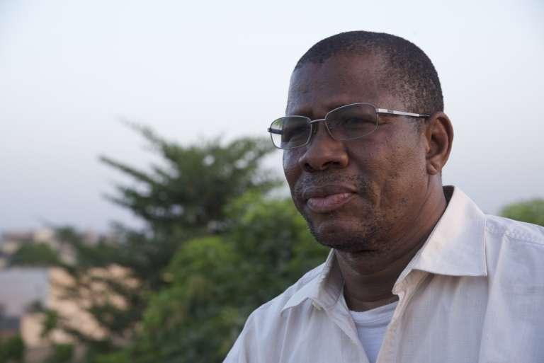 Ousmane Diarra, à Bamako.
