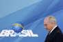 Le président du Brésil, Michel Temer, à Brasilia, le 7 décembre.